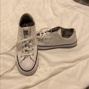 Low top converse sneakers